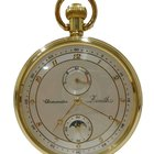 Zenith Chronometer 5011-K Gold 18Kt