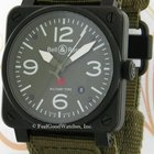 Bell & Ross BR03-92 Aviation Military Type 42mm, Steel, RARE