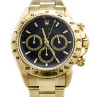 Rolex yellow gold daytona