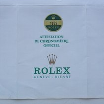Rolex Raro Porta garanzia / Wallet anni 60 / 70