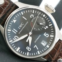 IWC BIG PILOT 7 Days Power Reserve 18k White Gold IW500402