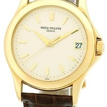 Patek Philippe Gent's 18K Yellow Gold  Ref. # 5107 J...