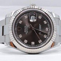 Rolex Datejust II Oyster Perpetual Diamonds