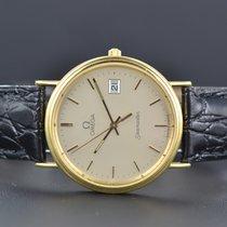 Omega Seamaster Vintage 18kt Gold