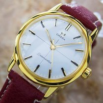 Omega Seamaster Calibre 600 Manual Gold Plated 1960s Swiss...