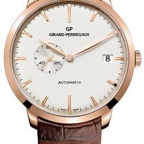 Girard Perregaux 1966 Small Seconds Date 49543-52-131-bkba