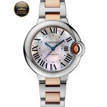Cartier - BALLON BLEU 33 MM