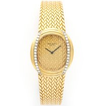 Patek Philippe Vintage  Yellow Gold Diamond Watch