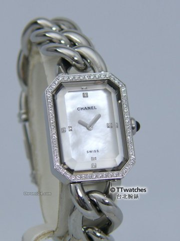 Chanel Premiere Diamond Ladies
