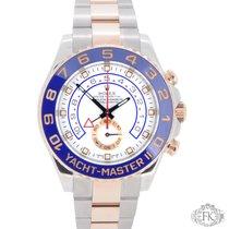 롤렉스 (Rolex) Yacht-Master II | Steel and Rose Gold Ceramic...