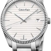 ck Calvin Klein Alliance Gent K5R31146 Herrenarmbanduhr...