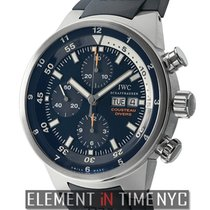IWC Aquatimer Cousteau Divers Tribute To Calypso Limited...