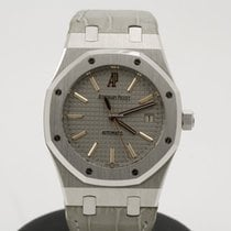 Audemars Piguet Royal Oak 10 YEARS AP ITALY - platinum -...