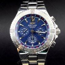 Breitling Hercules cronograph full set