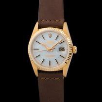 Rolex Datejust 16018 White Lacquer Dial