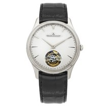 Jaeger-LeCoultre Master Ultra Thin Tourbillon - White Gold