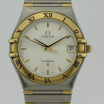 Omega Constellation Steel and 18k Gold Quartz 13123000