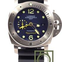 파네라이 (Panerai) Panerai Luminor Submersible 1950 3 Days GMT...