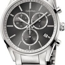 ck Calvin Klein FORMALITY K4M27143 Herrenchronograph Swiss Made