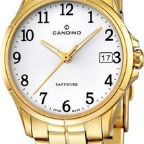 Candino Classic C4535/4 Damenarmbanduhr Klassisch schlicht