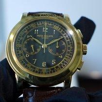 Patek Philippe Chronograph Yellow Gold - 5070J -001