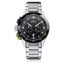 Edox Chronorally 1 Chronograph