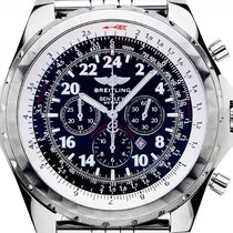 Breitling for Bentley Le Mans Stahl Automatik Chronograph...