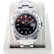 Rolex Explorer II 16570 Black Dial Watch
