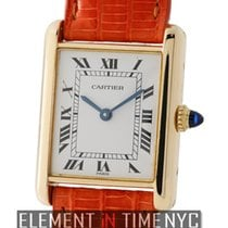 Cartier Tank Collection Tank Louis 18k Yellow Gold 24mm...