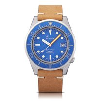 Squale 50 Atmos OCEAN BLASTED - Vintage style diver watch