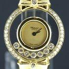 Chopard Happy diamonds yellow gold, full set,1988
