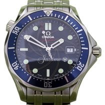 Omega Seamaster 300M 2226.80.00 James Bond 007 Stainless Steel