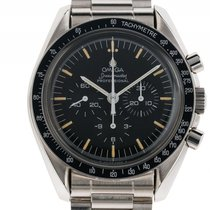 Omega Speedmaster Moonwatch Apollo XI Stahl Handaufzug...
