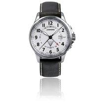 Junkers Tante Ju GMT Second Time Zone 6848-1