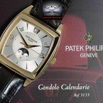 Patek Philippe 5135 Gondolo Calendario 18k Rose Gold Mens...