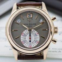 Patek Philippe 5960R-001 Annual Calendar Chronograph 18K Rose...