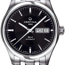 Certina DS-4 C022.430.11.051.00 Sportliche Herrenuhr Klassisch...