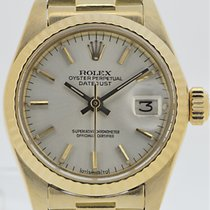 Rolex Oyster Perpetual Datejust 6917 - 18k. Gelbgold