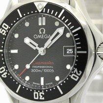 Omega Polished Omega Seamaster 300m Quartz Ladies Watch...