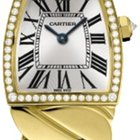 Cartier La Dona 18k Yellow Gold Ladies Watch WE60040H