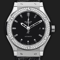 Hublot Classic Fusion Titanium Diamonds 45 mm