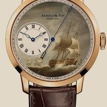 Arnold & Son Instrument Collection A Fleet Of East Indiamen