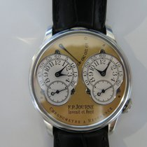 "F.P.Journe Chronometre a Resonance Platinum ""40 mm"""