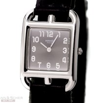 Hermès Cape Cod Ladys Watch Ref-CC1210 Stainless Steel Bj-2009