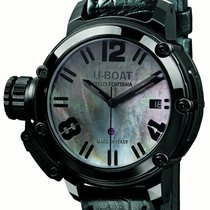 U-Boat Chimera Auto 40 PVD Mother of Pearl