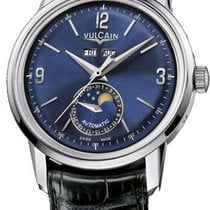 Vulcain 50s Presidents Watch 50s Presidents Moonphase 580158.329L