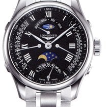 Longines Master Collection Retrograde Moon Phase