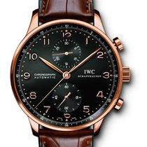 IWC [NEW] Portuguese Chrono-Automatic IW371415