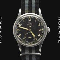 Omega Broad Arrow, WWW, WWII British Military Dirty Dozen - 1945