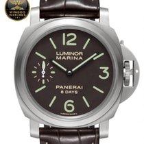 Panerai - LUMINOR MARINA 8 DAYS TITANIO PAM564- 44MM